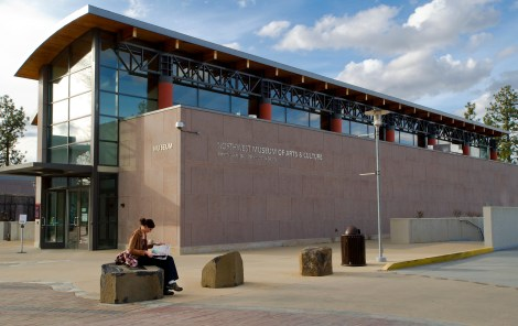 A group of House members have a plan to keep Spokane's Museum of Arts and Culture open, along with the state Historical Museum in Tacoma. COLIN MULVANY colinm@spokesman.com