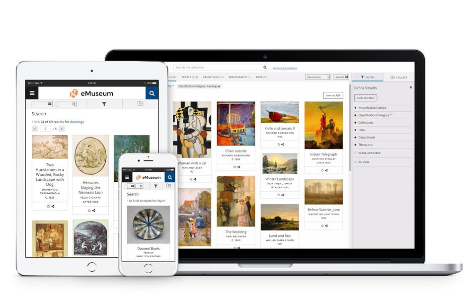 Creación de un Museo Virtual de Arte