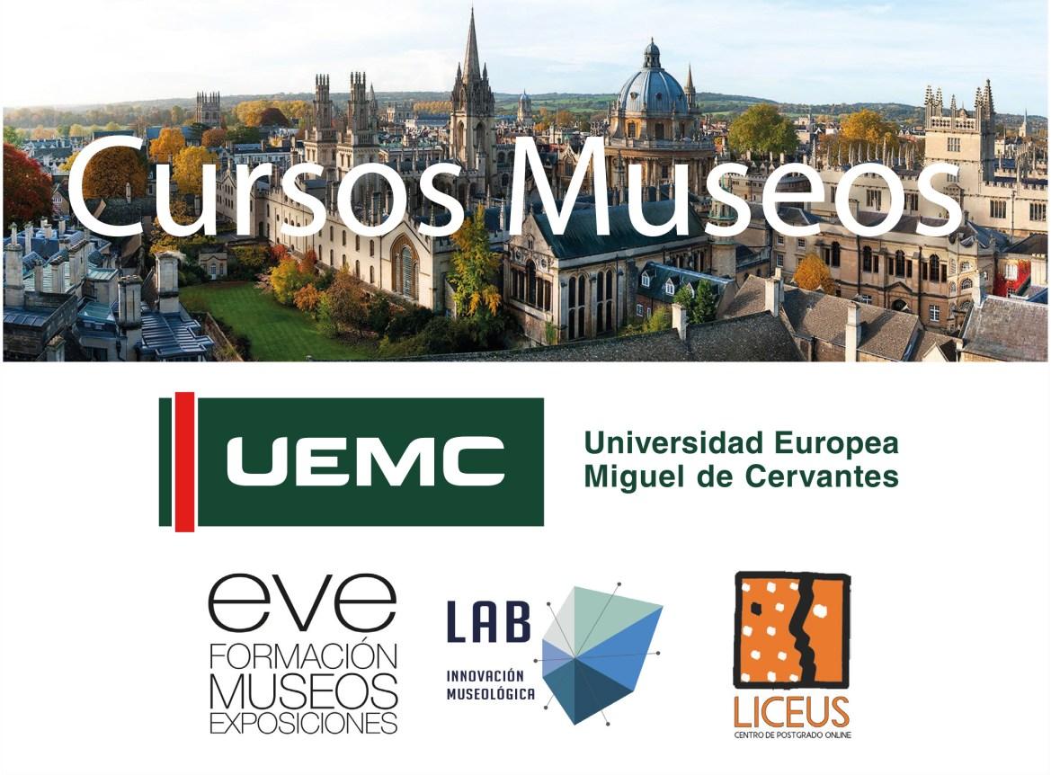 Cursos de Museología y Museografía 2018