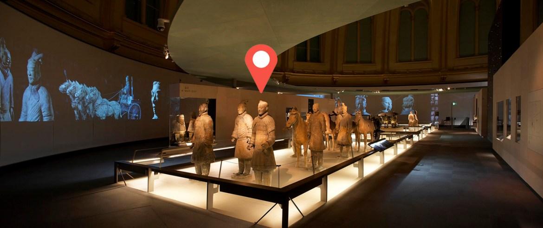 Museos y Geolocalización
