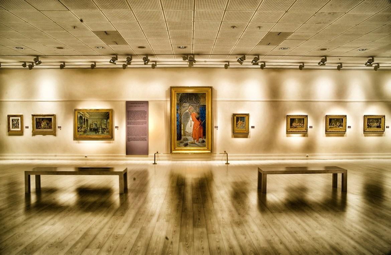 Historia de la Iluminación en Museos