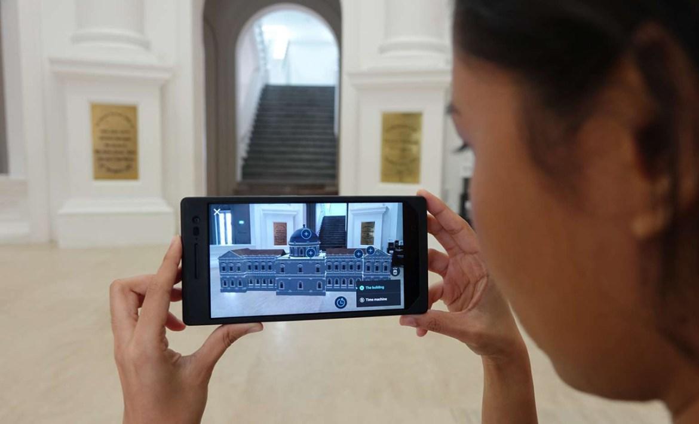 Visitantes y Tecnología: Medición de Visitantes y Experiencias con Guías Multimedia