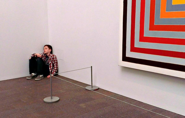 Cuando Nadie Visita Tu Museo