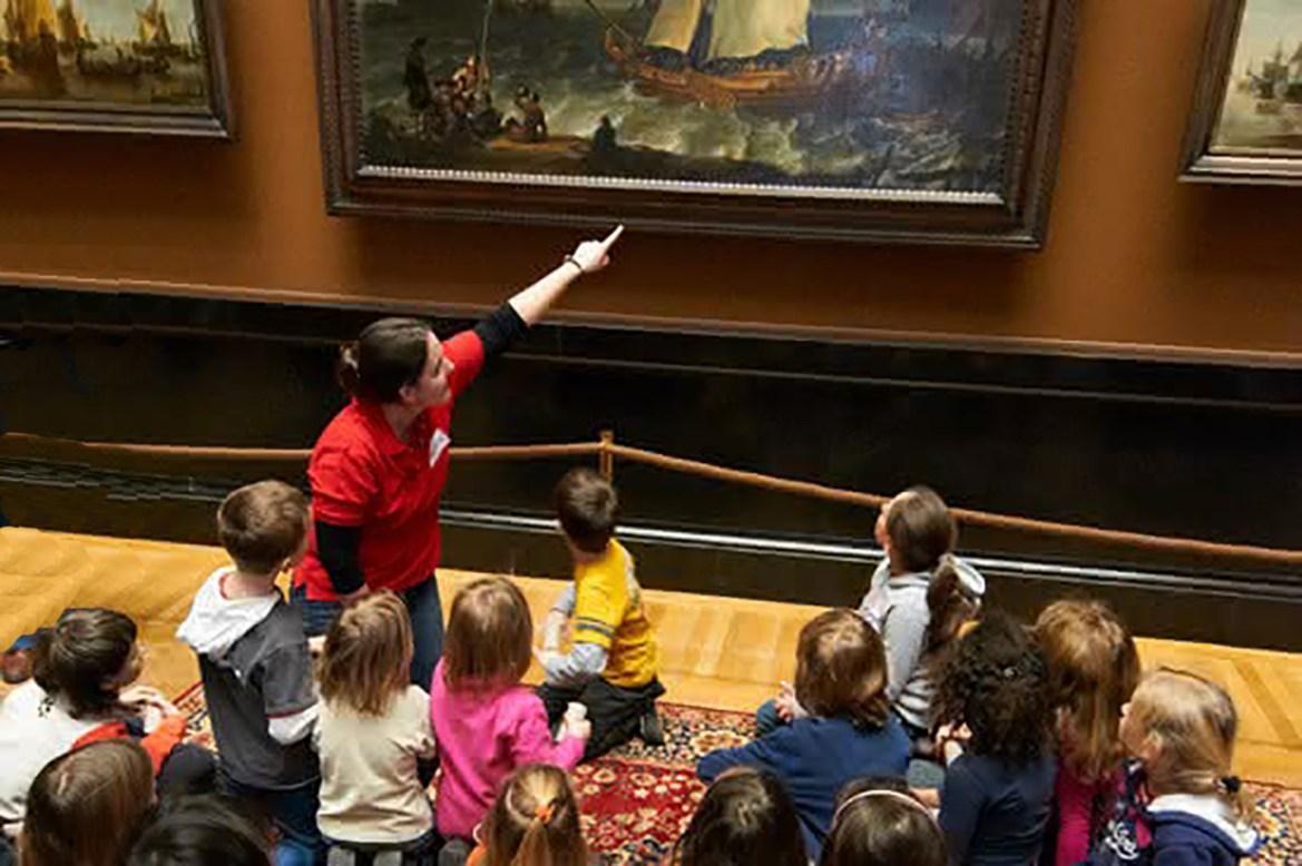 Museos y la Mirada de los Niños