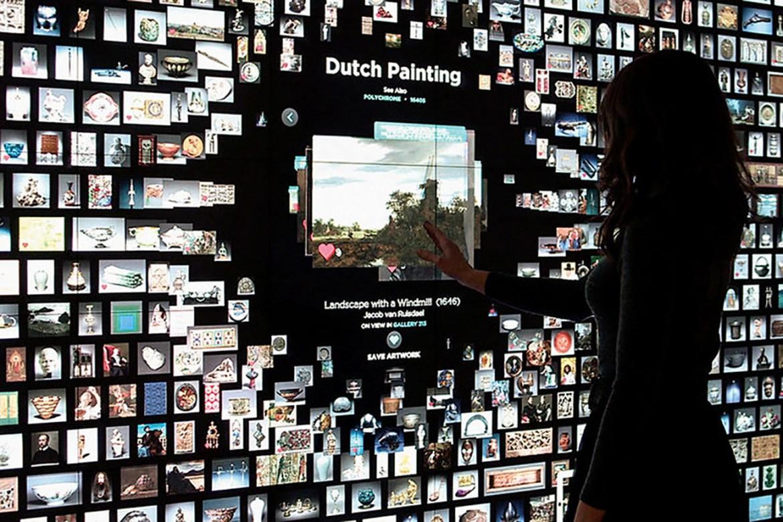 Despliegue de Habilidades Digitales en los Museos