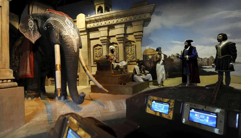 Diseño de Entretenimiento Temático en Museos