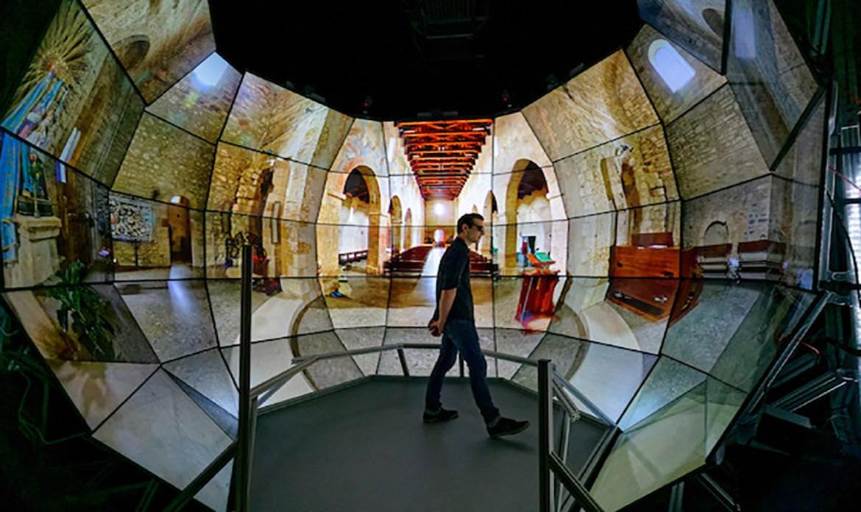 Ventajas y Problemas de la Realidad Virtual en Museos
