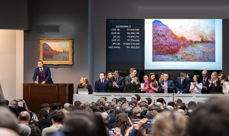 Breve Historia del Mercado del Arte
