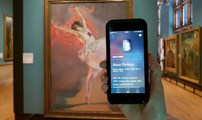 Qué Significa: Trae Tu Propio Dispositivo al Museo