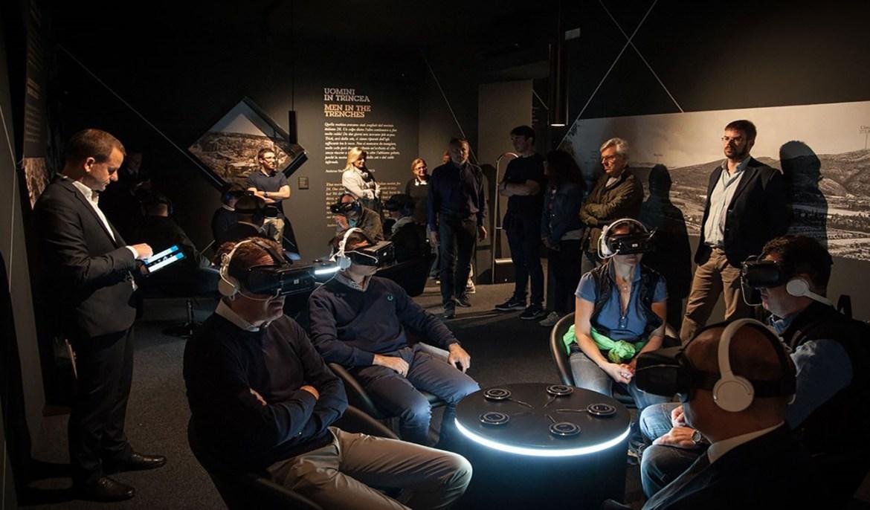 Relación entre Realidad Virtual y Profesionales de Museos