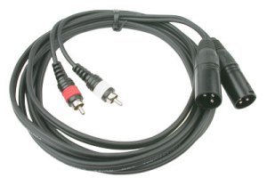 cable-2rca-2xlr-males
