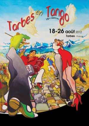 Festival Tarbes en Tango 2012