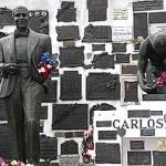 Carlos Gardel (sa tombe à Buenos Aires)
