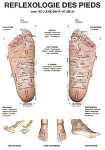 Reflexologie - Santé et soins par les pieds