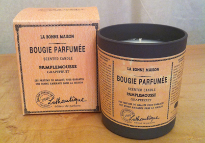 French Scented Candles Grapefruit Even Amp Odd Modern