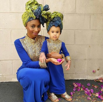 ...and when they slayed in headwraps