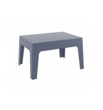 table basse lounge gris anthracite