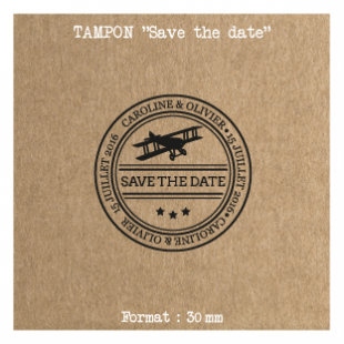 tampon-save-the-date-avion