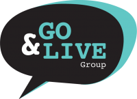 logo GO AND LIVE PNG 10319