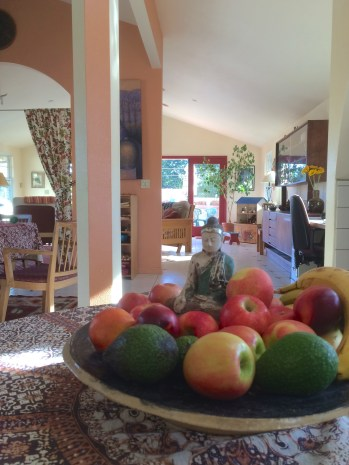 fruit Buddha