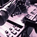 microfon radio