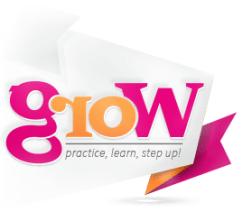 Logo GROW - AIESEC Constanta
