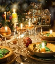 16520534-christmas-dinner-table-with-candles-with-christmas-atmosphere
