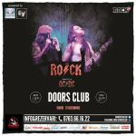 AcDc Club Doors The Rock