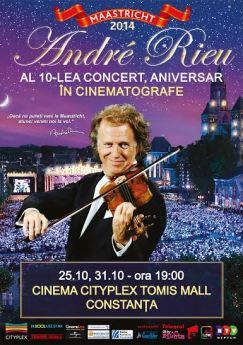 concert Andre Rieu Constanta