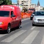 trafic rutier Constanta