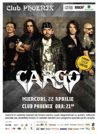 concert cargo phoenix