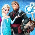 Regatul de Gheata Frozen