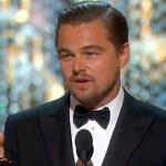 Leonardo DiCaprio castigator Oscar