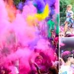 Color Run Mamaia 2017
