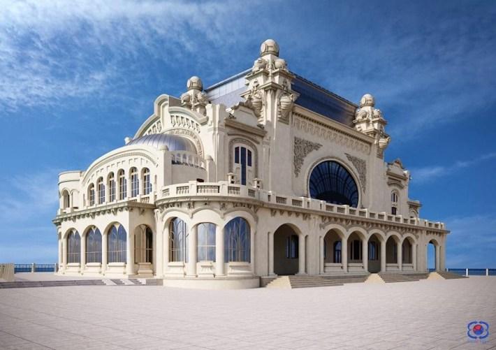 Licitație finalizată pentru restaurarea Cazinoului din Constanța
