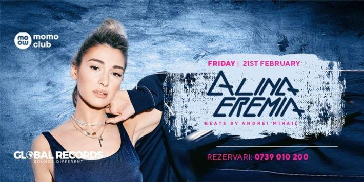 Concert Alina Eremia la Momo Club