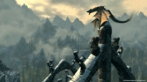 Skyrim: everything you need for a school trip plus dragons.