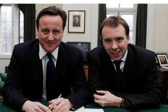 David-Cameron-Matthew-Hancock