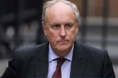 Paul Dacre, editor of The Daily Mail, arrives at the High Court to give evidence to the Leveson Inquiry on February 9, 2012
