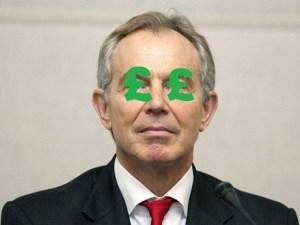 Blair money