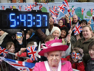 queen record