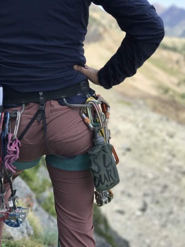 Rock Climbing Pants Women