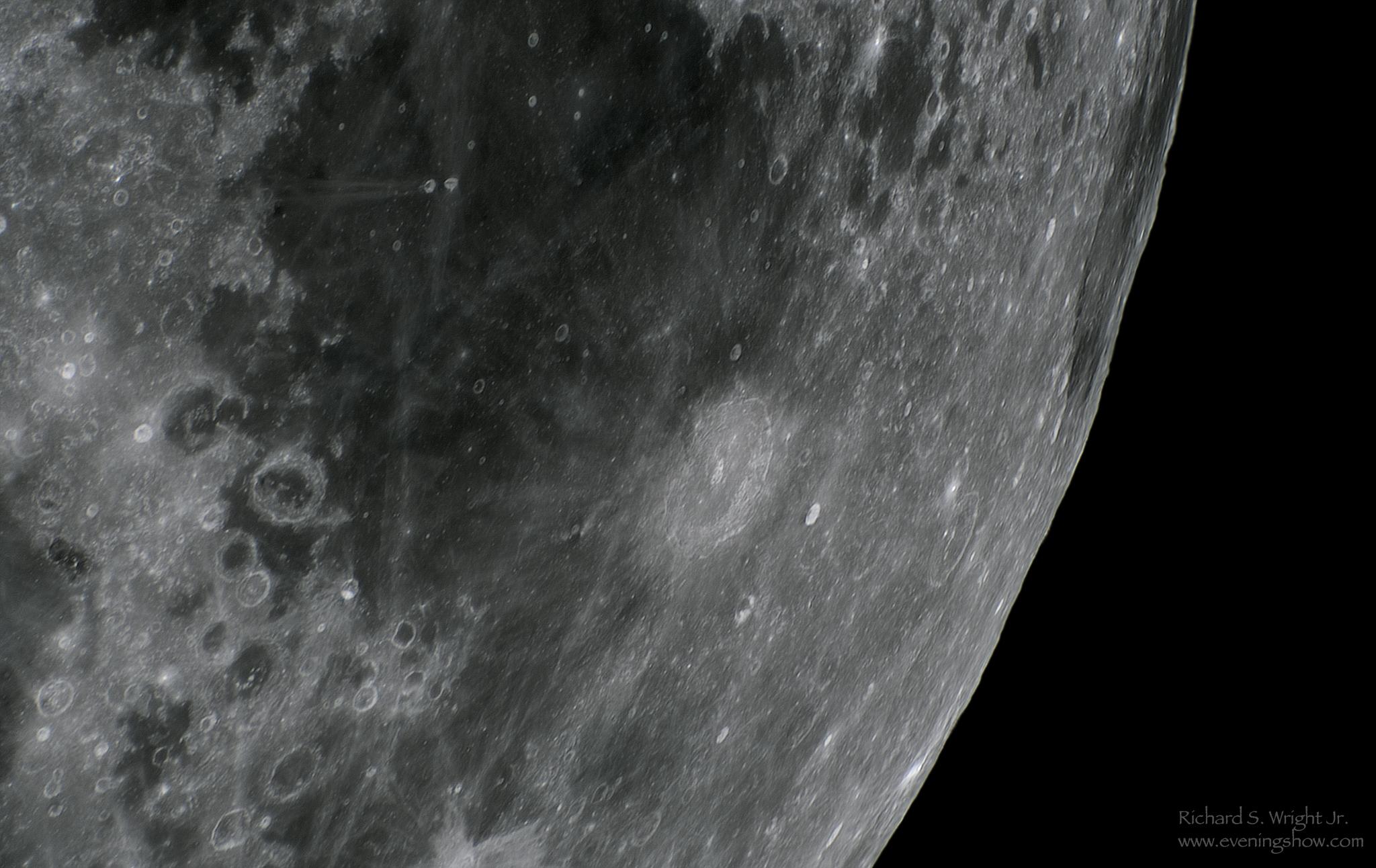 The Crater Langrenus