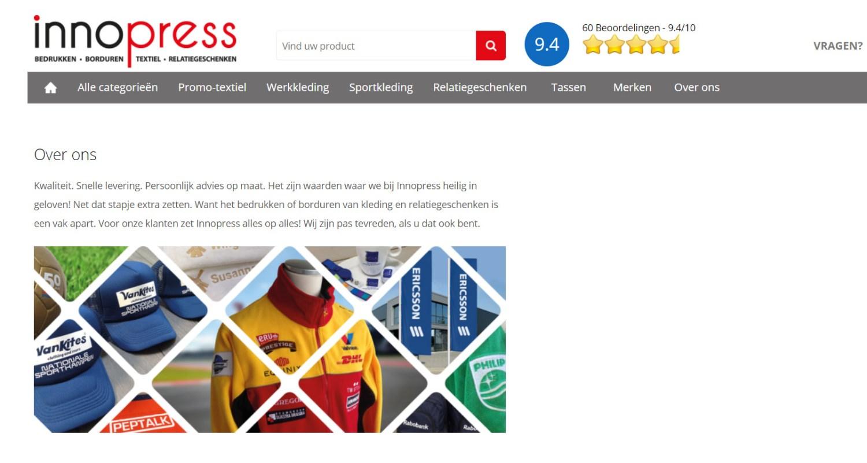 Website Innopress