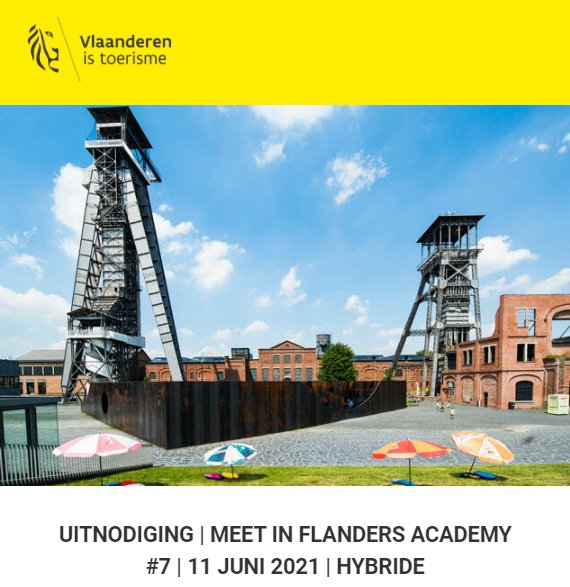 Meet in Flanders Academy #7 over de heropstart  van de Vlaamse meeting & eventsector