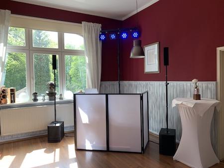 DJ Aufbau - DJ Schwartow