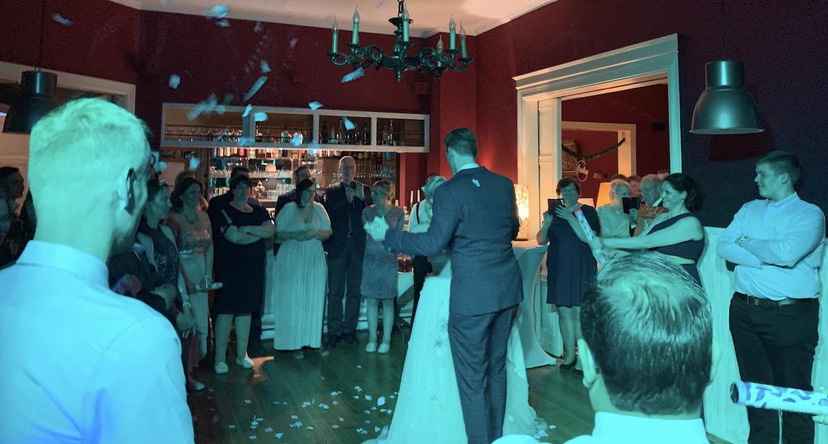 DJ buchen in Boizenburg für Hochzeit