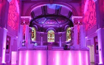 Exciting venue spaces