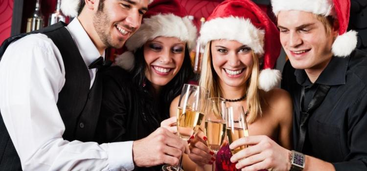 TOP FIVE WAYS TO A WINNING CHRISTMAS PARTY