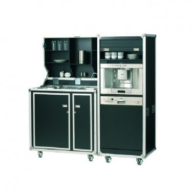 portable kitchen curtains country event hire berlin rental